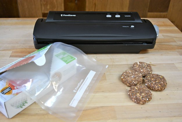 What you'll need to vacuum seal survival bars | Wise Food Storage | Vacuum Sealing Food