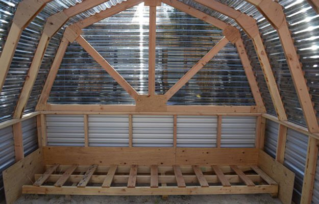 How To Build A Greenhouse 7 Diy Greenhouses Diy Ready