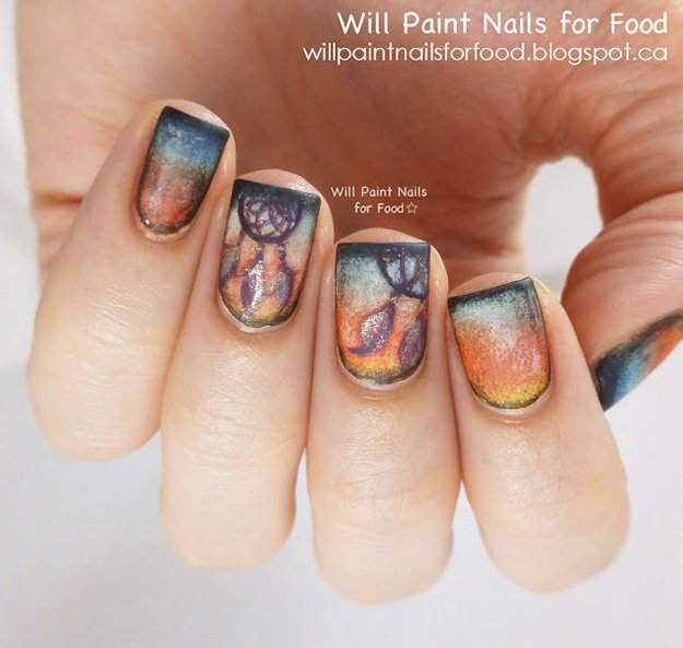 Cool and Easy Nail Art and Designs tutorials