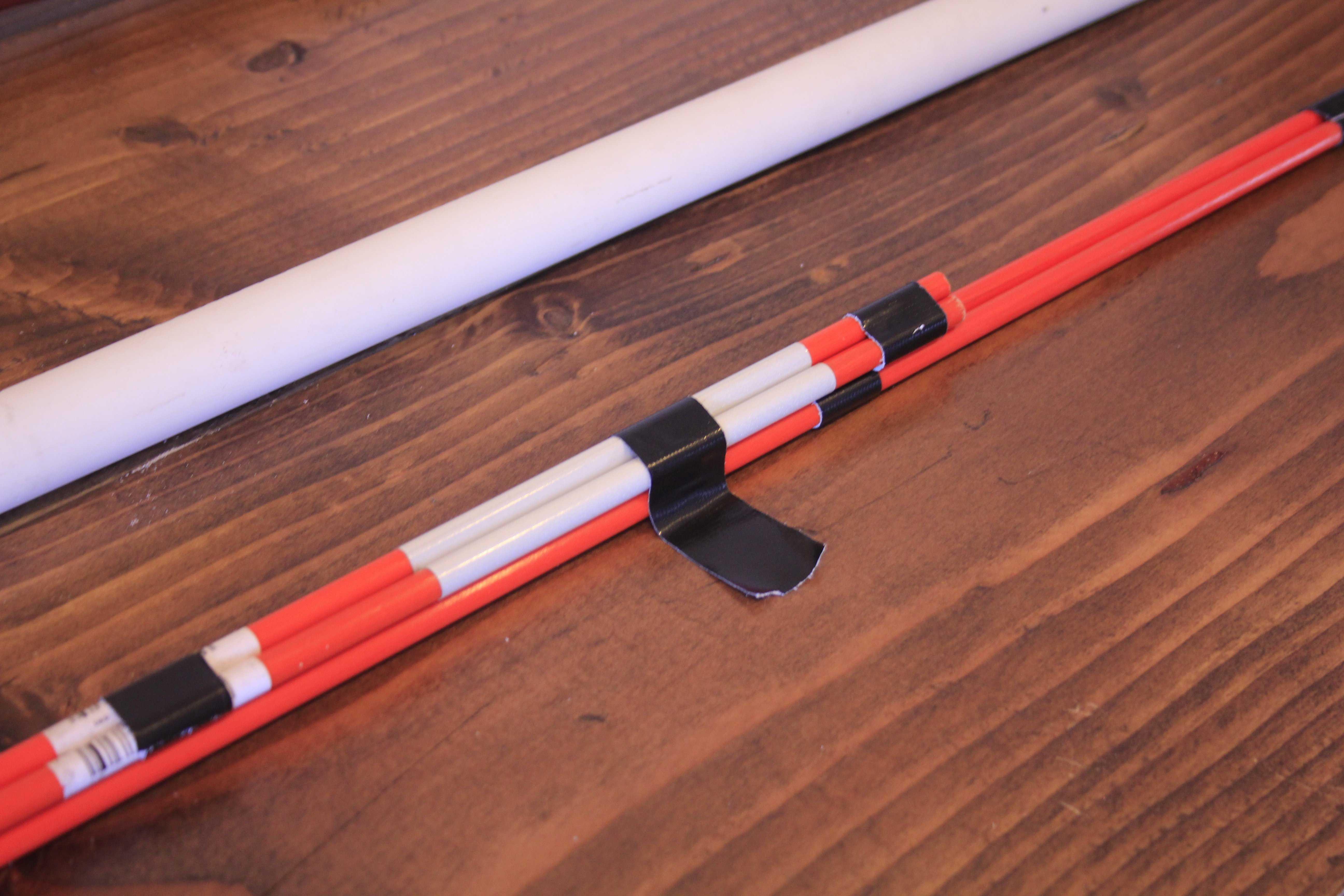 PVC Fiberglass Bow075