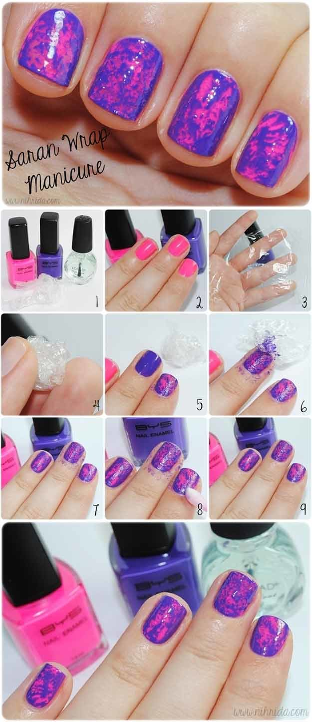 Easy Nail Art Designs | Ideas