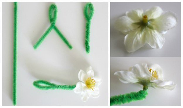DIY-Pipe-Cleaners-Daisy-1