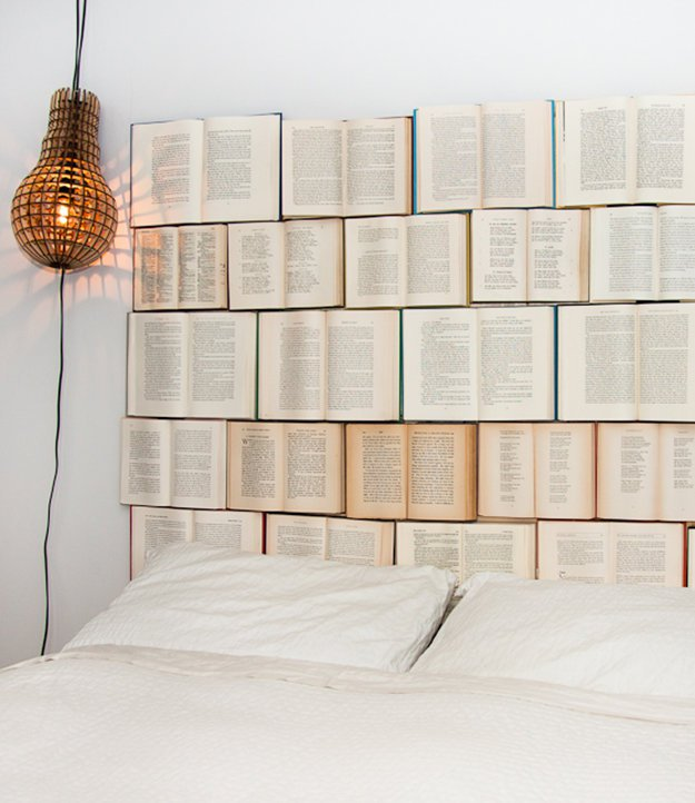 DIY-Projects-Repurposed-Crafts-Made-From-Old-Books 18