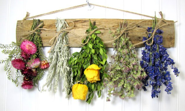 DIY Projects Things You Can Make Using Dried Herbs