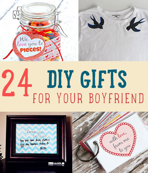 20 Impressive Valentine's Day Gift Ideas For Him ... |Great Boyfriend Gift Ideas