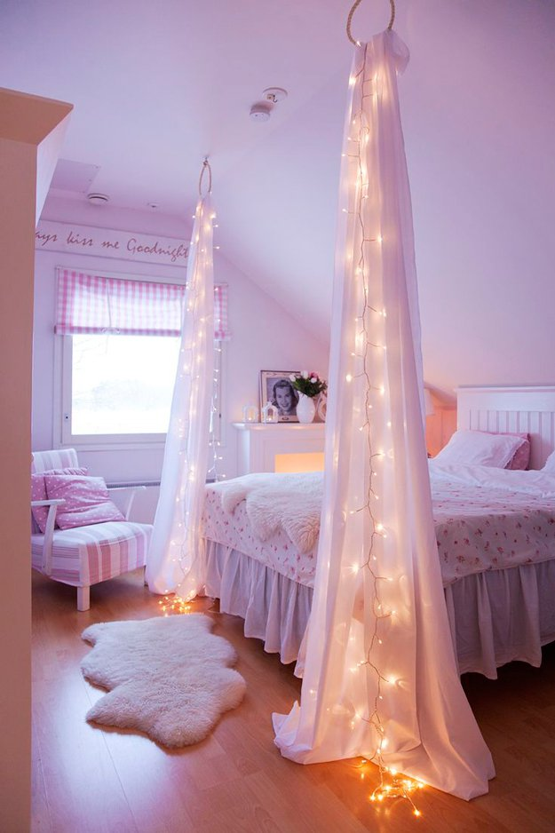 Diy Bedroom Ideas For Small Rooms Design: 22 Easy Teen Room Decor Ideas For Girls DIY Ready